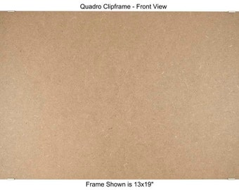 14x22 inch Clip Frames