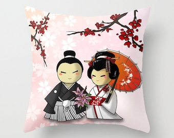 traditional Japanese Pillow