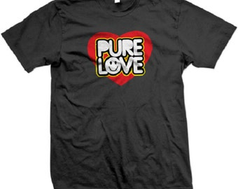 Spread The Love With A Limited Edition Very High Quality Pure Love Shirt !!! Only 10.00