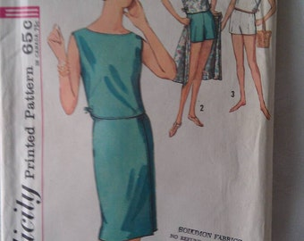 Simplicity Pattern No. 5000 Size 12 Miss