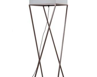 Items similar to lego floor lamp one of a kind on etsy for Floor lamp dubai