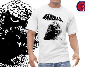 Dadzilla  monster Tshirt