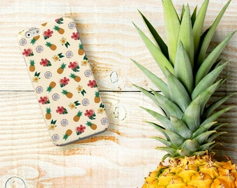 Tropical style Cover for iPhone