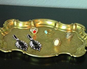 Gold Dish