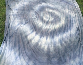 Tie dye sheets (custom size, colors, and style)