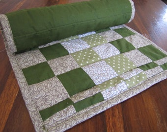 Quited Table Runner/Wall Decoration