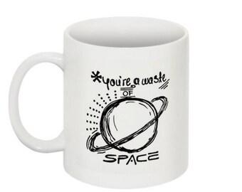 sassy cliche mug