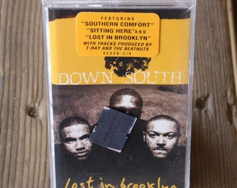 RARE *SEALED* Down South - Lost in Brooklyn (1994 Original US Release *Out Of Print*)