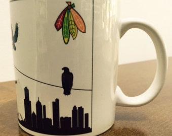 Chicago Blackhawks Mug