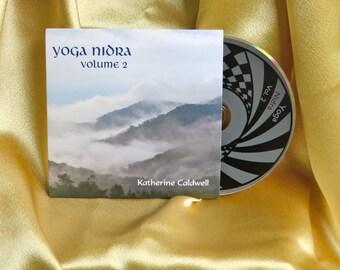 Yoga Nidra Volume Two