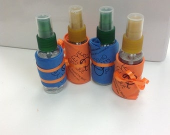 Eyeglass Lens Spray & Cloth 4pk