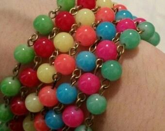 Candy Bright Bracelets