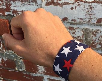 American Star Slap Bracelet