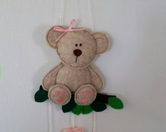 Baby bear mobile