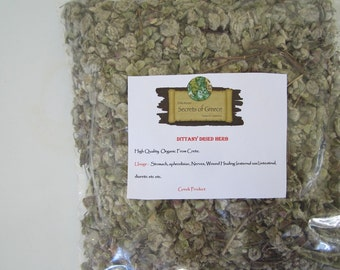 Greek Natural Aromatic Coveted,Rare & Scarse Dried Herb Dittany From Crete.