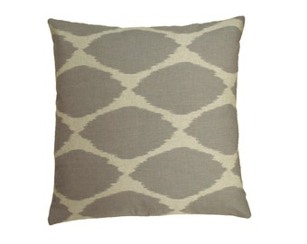 Pillow Cover with Optional Polyester or Feather Insert