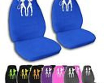 Angel / Devil Car Seat Covers....Any Colour Seat Covers..All Cars..