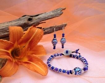 Bracelet/Earring Combo