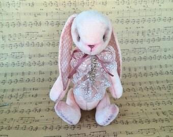 OOAK Teddy Bunny Popular artist bears stuffed animal