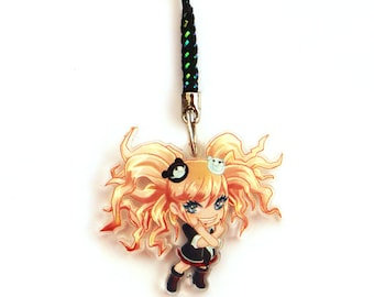 Doublesided 1.5 Inch Junko Charm