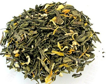 Ginger-Orange Organic (Green Tea)