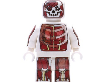 Dr Anatomini - Custom Minifigure