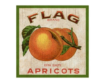 Apricot Sign