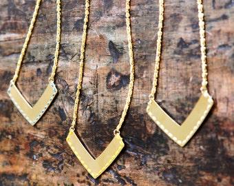 Braided Handmade necklace