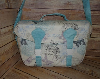 Desing Your Own Padded Camera Bag - Camille Camera Bag - Custom Made To Order - You Choose The Fabrics!