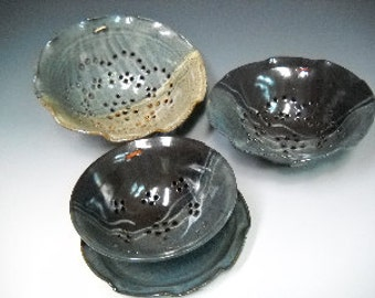 Berry Bowls and Colanders
