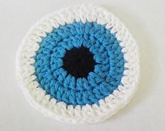 eyeball coaster