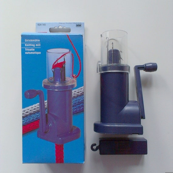 Knitting Mill Prym : Hand knitting mill machine by prym the for weaving of