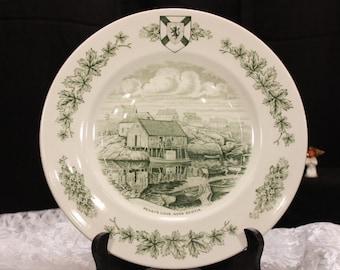 Vintage Peggy's Cove Nova Scotia Plate