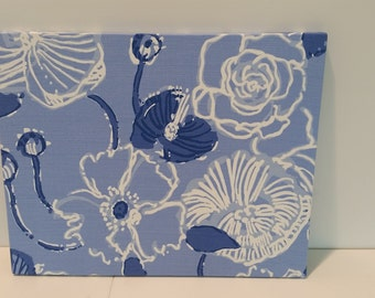 Lilly Pulitzer Canvas Wall Art