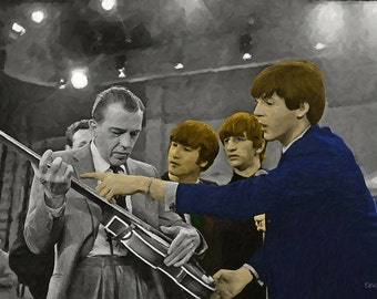 Beatles & Ed Sullivan