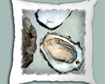 Oyster Pillow Cover