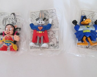 Looney Tunes Superhero Set