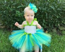 baby girl Halloween costume, Birthday Tutu, Halloween Tutu, Baby girl Halloween Tutu, Baby girl Birthday Tutu, Birthday tutu, Green Tutu