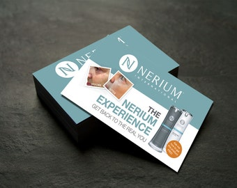 Nerium International Customized Business Cards