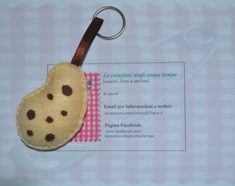 cookie Keychain drips-gift idea