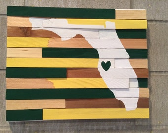 College Wall Hanging - University of South Florida