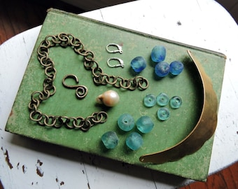 Artful Gathering 2015 The Art of Base Metal Etching Kit One