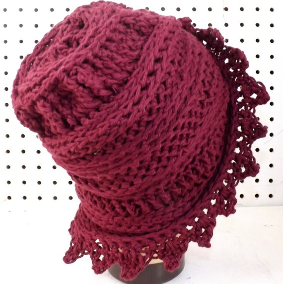 Floppy Sun Hat Womens Crochet Hat Womens Hat Trendy Summer Hat