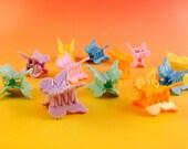 90's BabygrrL Butterfly Clips