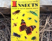 Insect Golden Guide Book