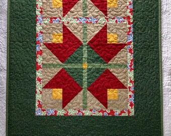 Modern Tulip Quilt