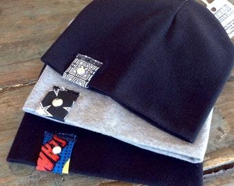 Slouchy Knit Baby BOY Cap Hat Beanie