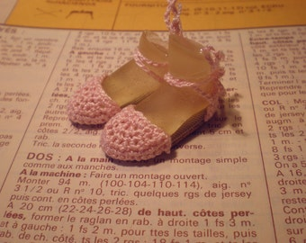 Enchanted Doll Espadrilles in Pink
