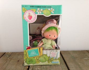 Strawberry shortcake lime chiffon in package
