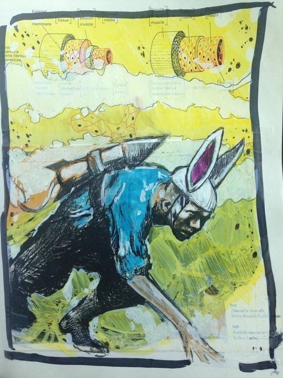 rabbit run book review